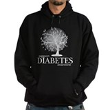 Diabetes Tree Hoodie