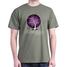 Fibromyalgia Tree T-Shirt