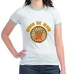 Cinco de Mayo Jr. Ringer T-Shirt
