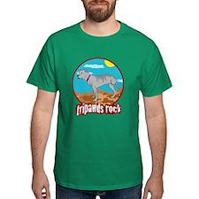 Tripawds Rock - Lottie T-Shirt