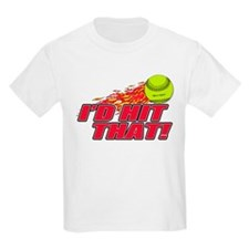Girls Softball T-Shirt