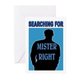 THE RIGHT GUY Greeting Cards (Pk of 10)