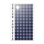 Solar Panel Mini Poster Print
