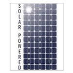 Solar Panel Small Poster