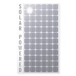 Solar Panel Sticker (Rectangle 10 pk)