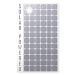 Solar Panel Sticker (Rectangle)