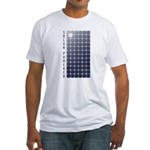 Solar Panel Fitted T-Shirt