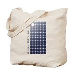 Solar Panel Tote Bag