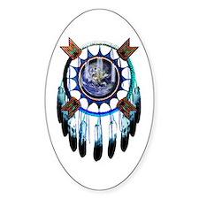 Black Elk Art Decal