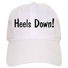 heels down horse saying Cap