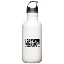 Residency Survivor Water Bottle