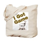 Got Game Tote Bag