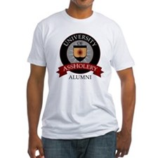 University of Assholery Shirt