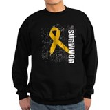 Survivor Appendix Cancer Sweatshirt