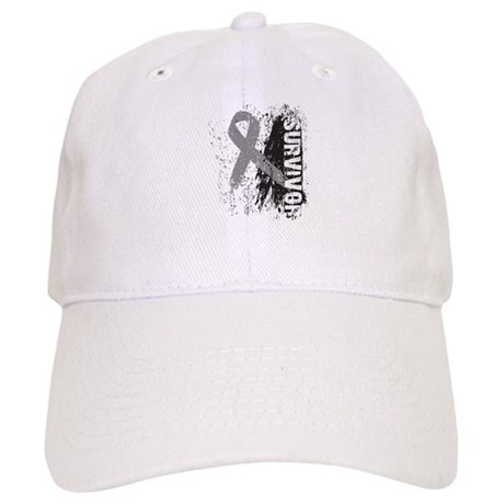 Survivor Brain Cancer Cap