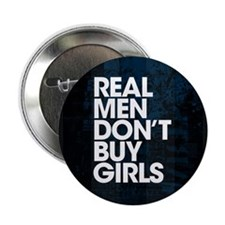 "Real Men 2.25"" Button (10 pack)"