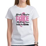 Fake Breast Cancer  T