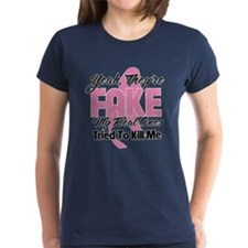 Fake Breast Cancer Tee