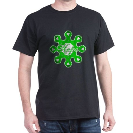 Kidney Cancer Ribbons Dark T-Shirt