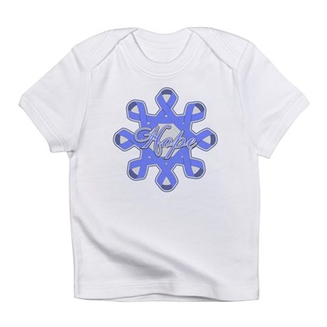 Esophageal Cancer Ribbons Infant T-Shirt