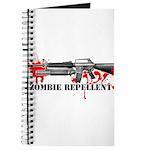Zombie Repellent Dark Shirts Journal