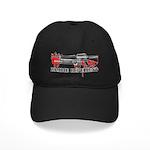 Zombie Repellent Dark Shirts Black Cap