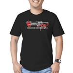 Zombie Repellent Dark Shirts Men's Fitted T-Shirt