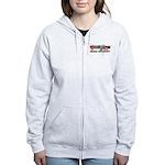 Zombie Repellent Dark Shirts Women's Zip Hoodie