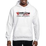 Zombie Repellent Dark Shirts Hooded Sweatshirt