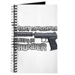 HK USP Handgun Silencer Journal