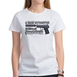 HK USP Handgun Silencer Women's T-Shirt