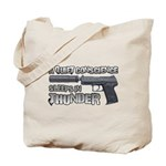 HK USP Handgun Silencer Tote Bag