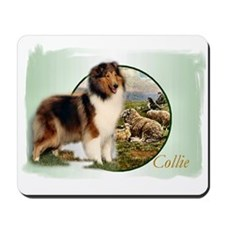 Rough Collie Gifts Mousepad