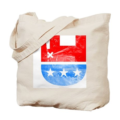 Dead Republican Elephant Tote Bag