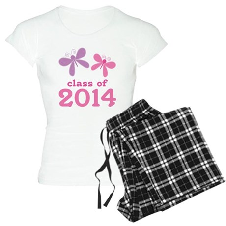 2014 Girls Graduation Women's Light Pajamas
