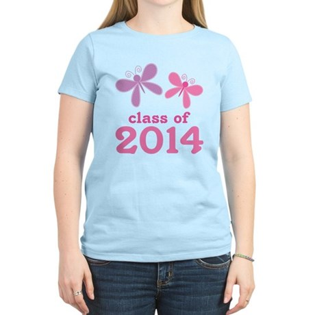 2014 Girls Graduation Women's Light T-Shirt