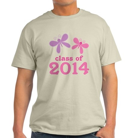 2014 Girls Graduation Light T-Shirt