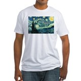 Starry Night Vincent Van Gogh Shirt
