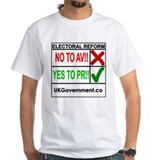 Altternative Vote Referendum Shirt