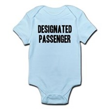 Designated Passenger Infant Bodysuit