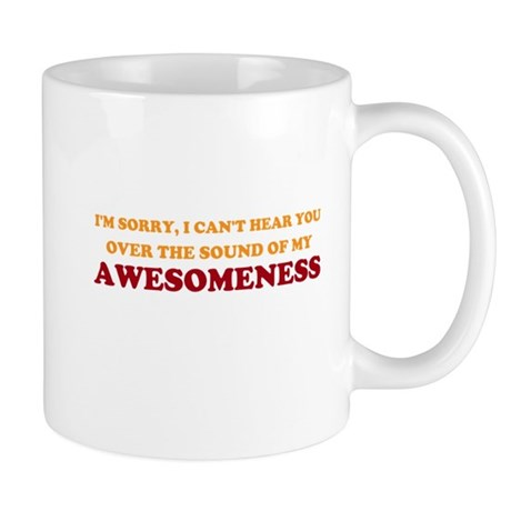 Sound of Awesomeness Mug
