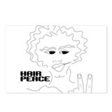 Hair Peace Postcards (Package of 8)