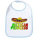 MEXICAN PRINCESS Bib