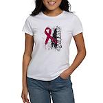 Survivor Multiple Myeloma Women's T-Shirt