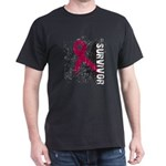 Survivor Multiple Myeloma Dark T-Shirt