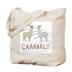CAAAARL!! Tote Bag