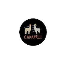 CAAAARL!! Mini Button (10 pack)