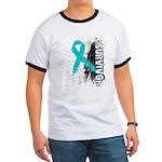 Survivor Ovarian Cancer Ringer T