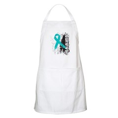 Survivor Ovarian Cancer Apron