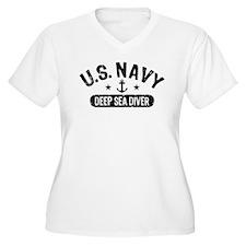 U.S. Navy Deep Sea Diver T-Shirt